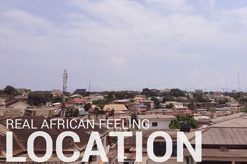 Location - somewhere nice Hostel Accra