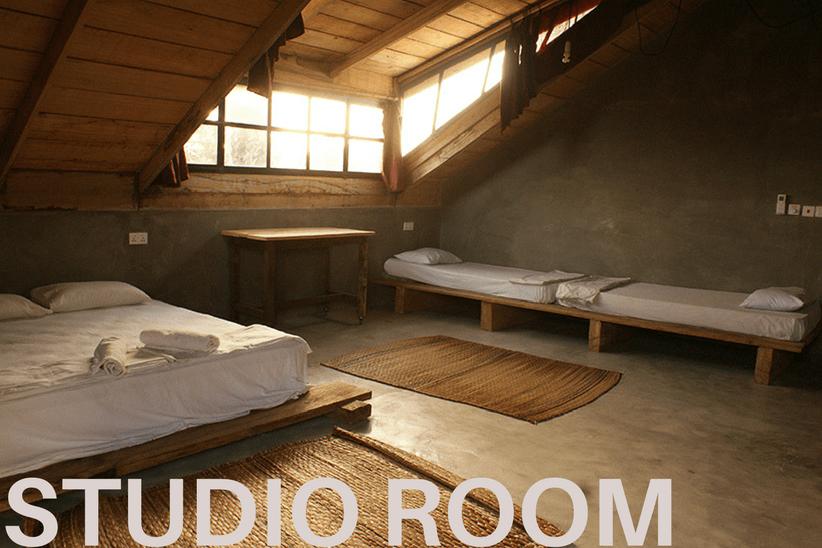 dorm room - somewhere nice