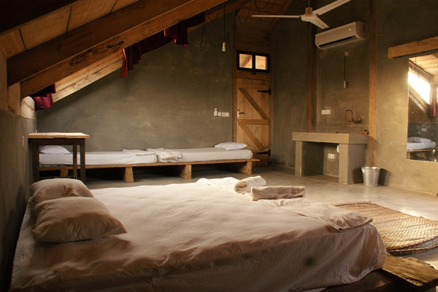 somewhere nice hostel studio room