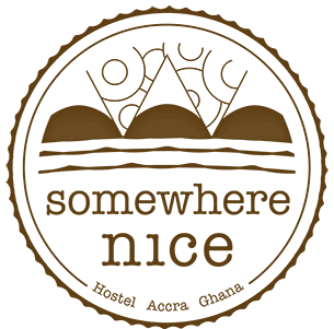 somewhere nice Logo